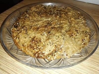 Здравословна пита/хляб със сода