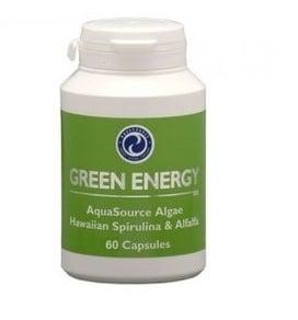 ЗЕЛЕНА ЕНЕРГИЯ - подпомага здравето на клетъчно ниво - капсули х 60, АКВАСОРС