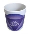 "Порцеланова чаша ""Аджна"" - шеста чакра"