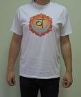 ВТОРА ЧАКРА (СВАДХИШТХАНА)– тениска – бяла, унисекс