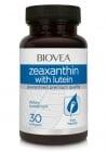 ЗЕАКСАНТИН + ЛУТЕИН - защитава и подобрява зрението - капсули х 30, BIOVEA