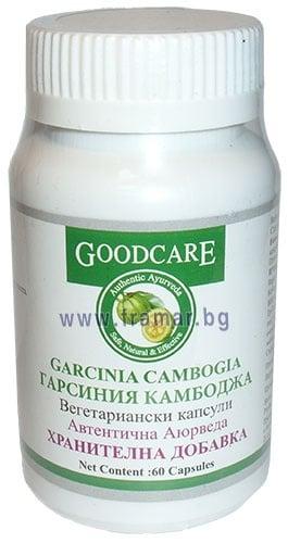 КУРКУМА - 60капс., GOODCARE PHARMA