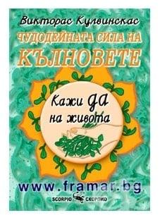 ЧУДОДЕЙНАТА СИЛА НА КЪЛНОВЕТЕ - ВИКТОРАС КУЛВИНСКАС - СКОРПИО