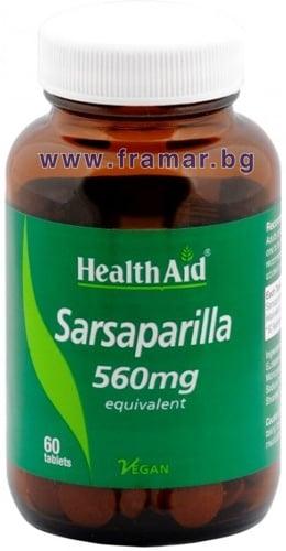 САРСАПАРИЛА таблетки 560 мг * 60 ХЕЛТ ЕЙД