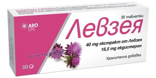 ЛЕВЗЕЯ таблетки  * 30 АРО ЛАЙФ