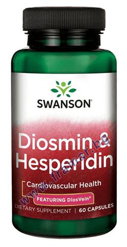 СУОНСЪН ДИОСВЕЙН ДИОСМИН / ХЕСПЕРИДИН капсули 600 мг. * 60