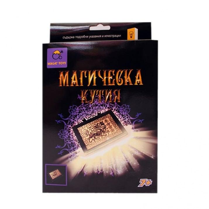ИГРА МАГИЧЕСКА КУТИЯ       100644