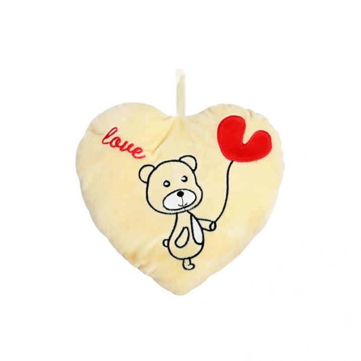 """Плюшена играчка """"Сърце"""""""