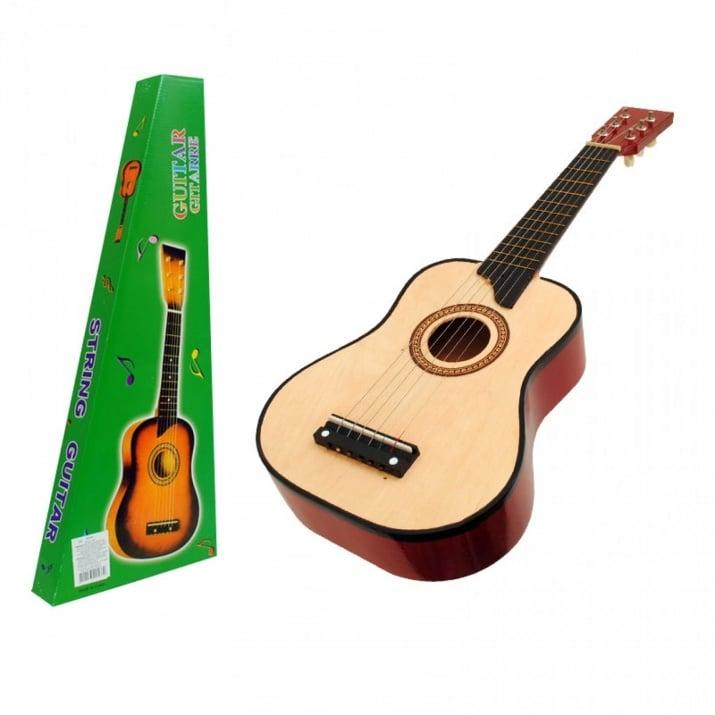 Китара с метални струни /дърво/ Китара с метални струни /бял/