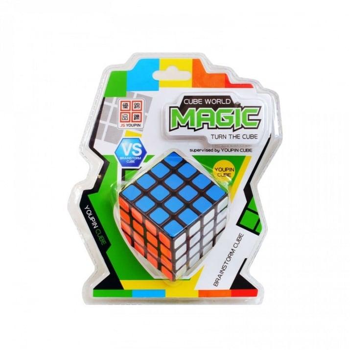 """Занимателна игра """"Магически куб"""""""