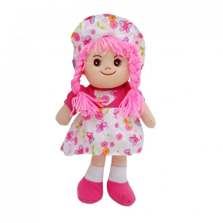 Кукла /текстил/  Кукла / текстил / - розов