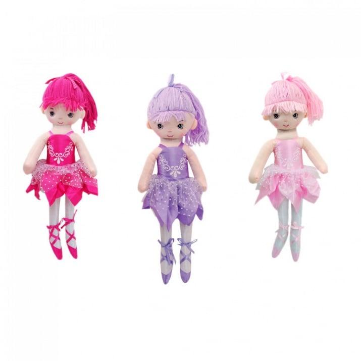 Мека кукла - Балерина