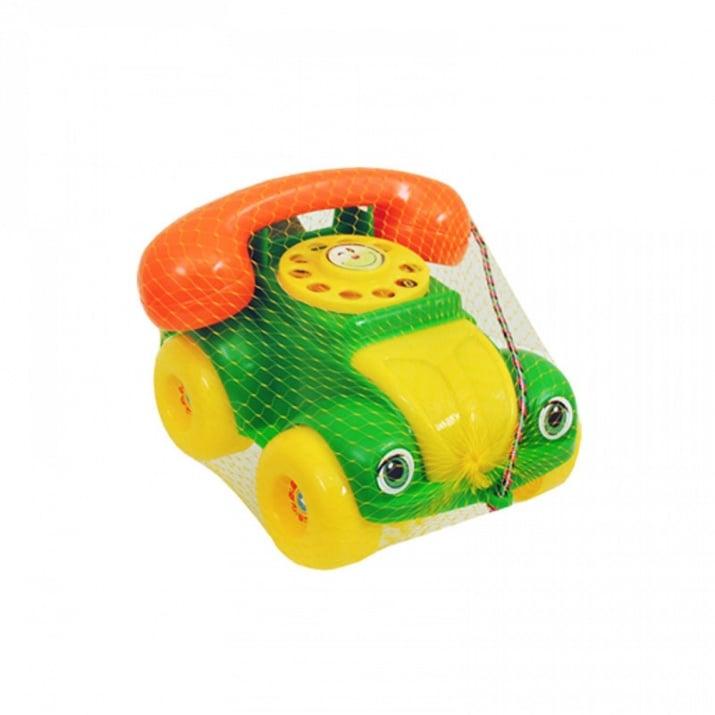 Телефон - Количка Телефон - Количка /зелен/