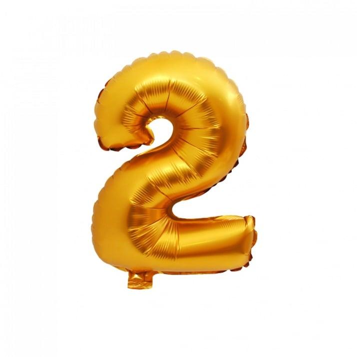 Балони - Цифри Балон - Цифра 2
