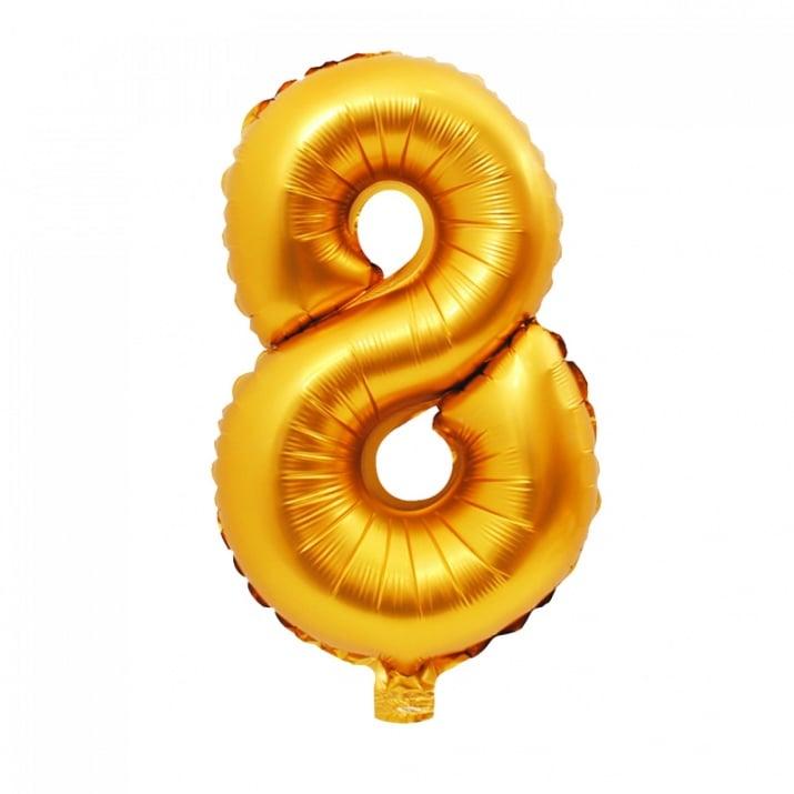 Балони - Цифри Балон - Цифра 8