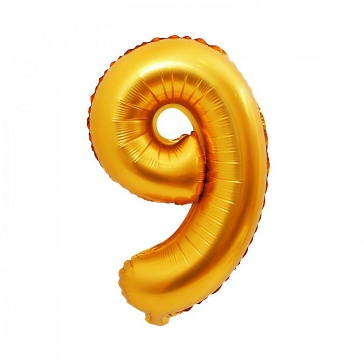 Балони - Цифри Балон - Цифра 9