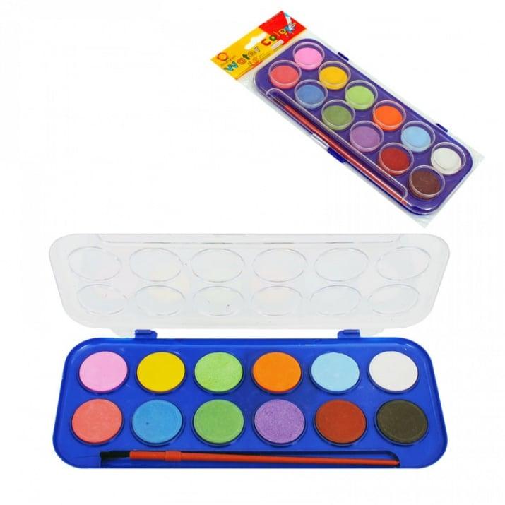 Водни боички - 12 цвята