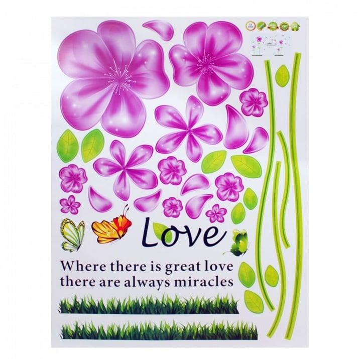 Стикер за лепене /подходящ за декорация на дома/ Стикер за лепене /подходящ за декорация на дома/