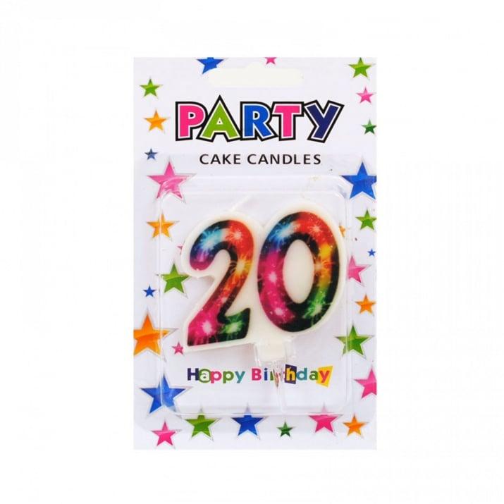 """Юбилейни свещи HAPPY BIRTHDAY Юбилейни свещи """"HAPPY BIRTHDAY"""""""