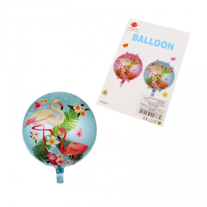 """Балон """"Фламинго"""" /син/"""