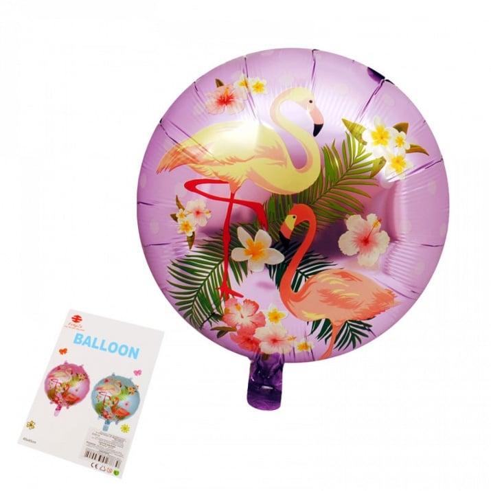 """Балон """"Фламинго"""" /розов/"""