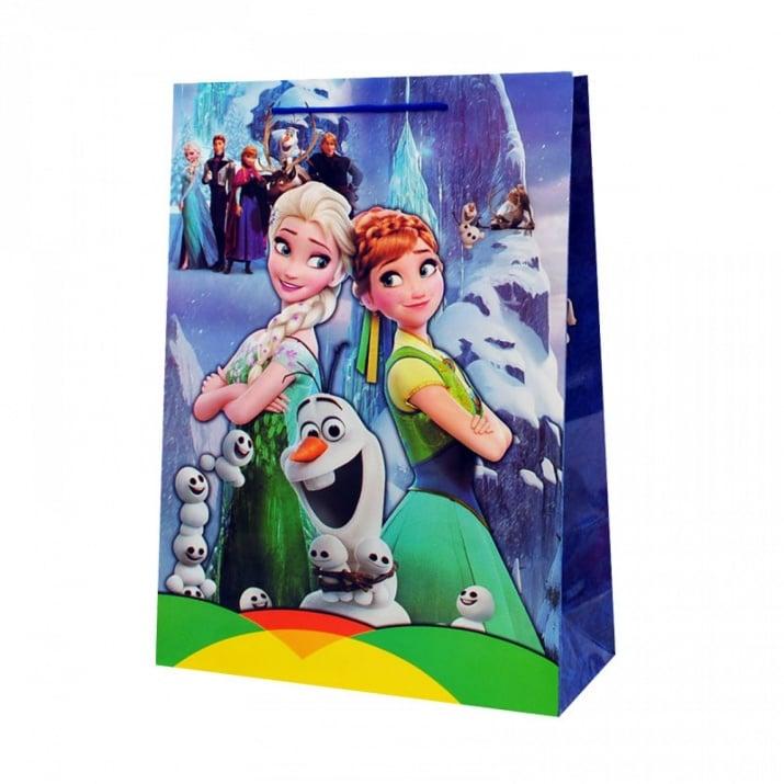 Подаръчна торбичка /гланцирана хартия/ Подаръчна торбичка