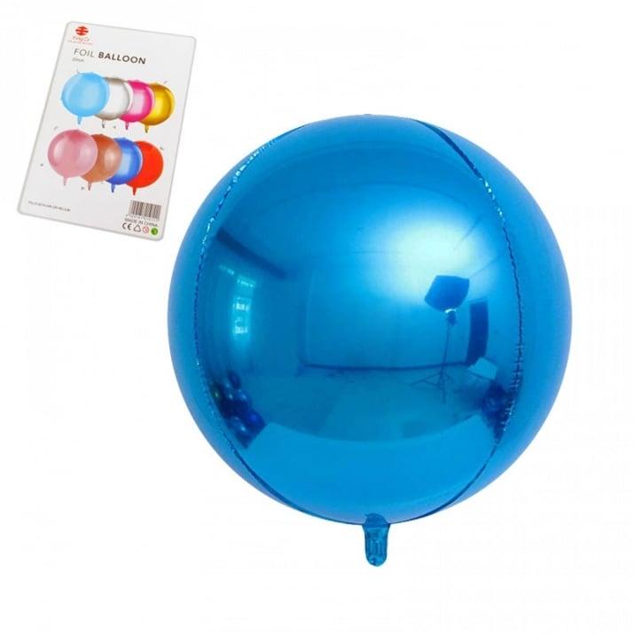 "Балони Сфера /фолио/ Балони ""Сфера"" - фолио /тъмно син/"