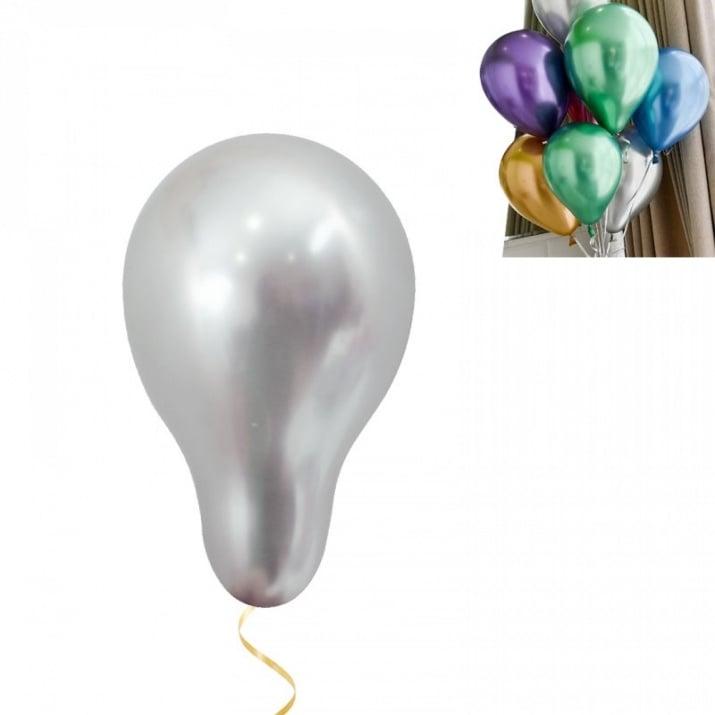 Балони - Хром /сребрист/