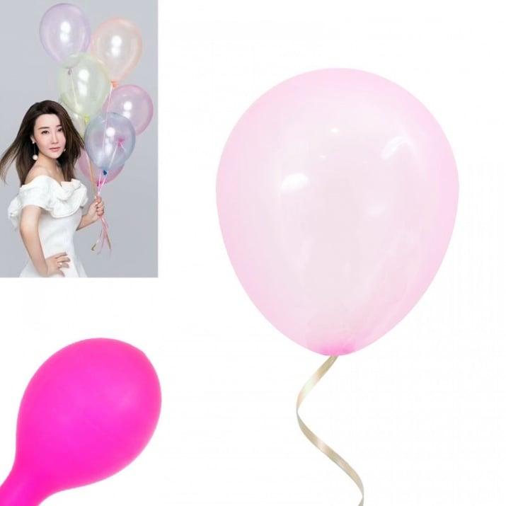 Балони Кристал, фосфоресциращи 100 броя