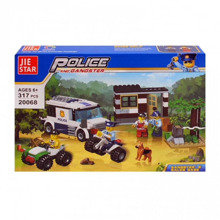 "Конструктор ""POLICE"""