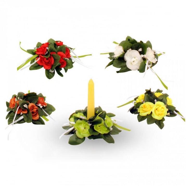 Декорация за свещи