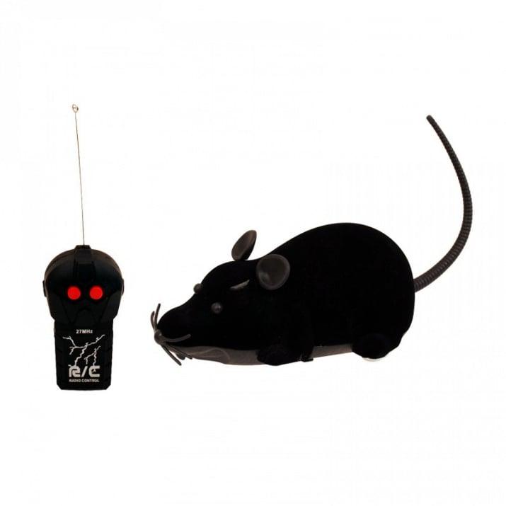 Мишка с РК  /на батерии/ Мишка с РК /черен/