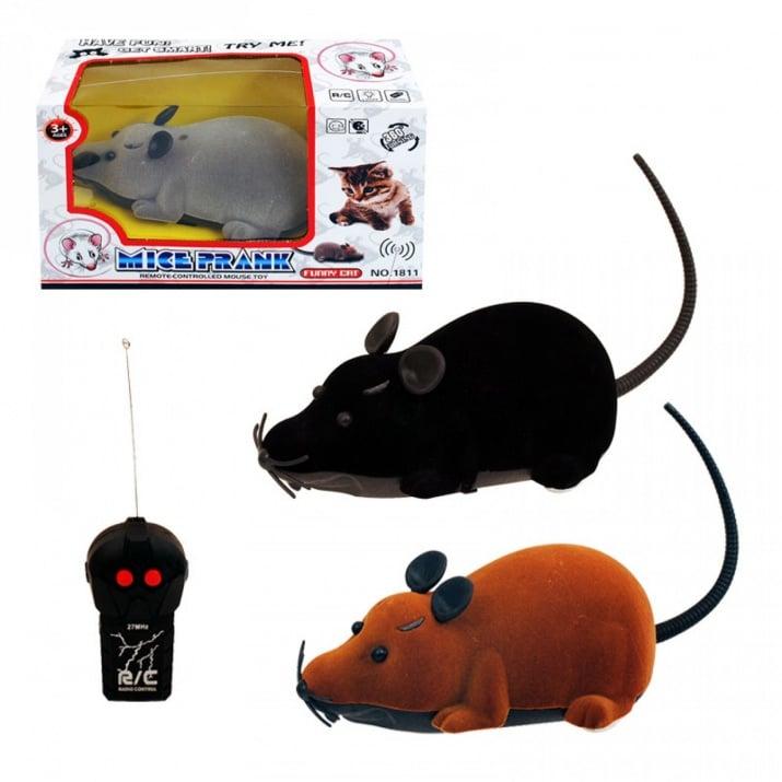 Мишка с РК  /на батерии/