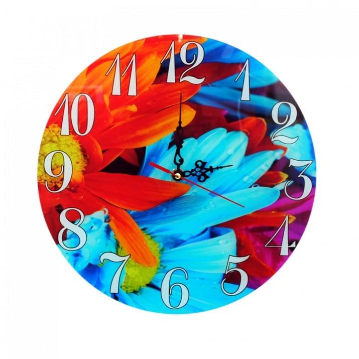 Стенен часовник /стъкло/ Стенен часовник /стъкло/