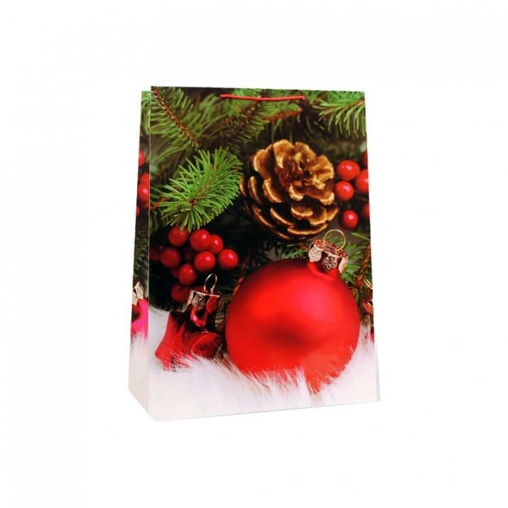 Коледна подаръчна торбичка - Гигант Коледна подаръчна торбичка - Гигант