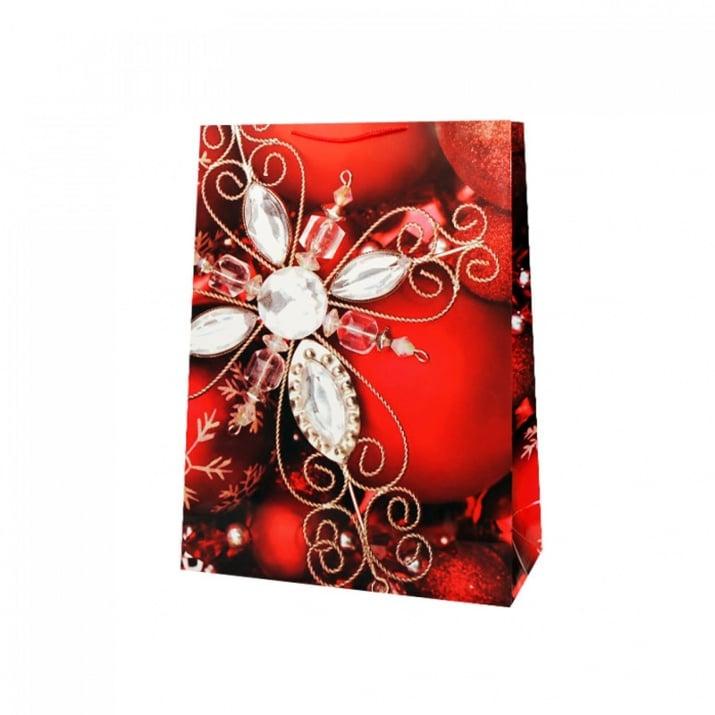 Коледна подаръчна торбичка - Гигант