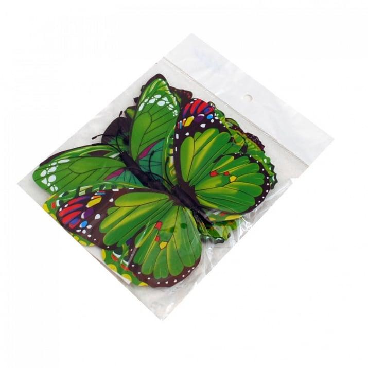 Пеперуди с магнит - 12 броя, COSMOPOLIS  Пеперуди с магнит - 12 броя