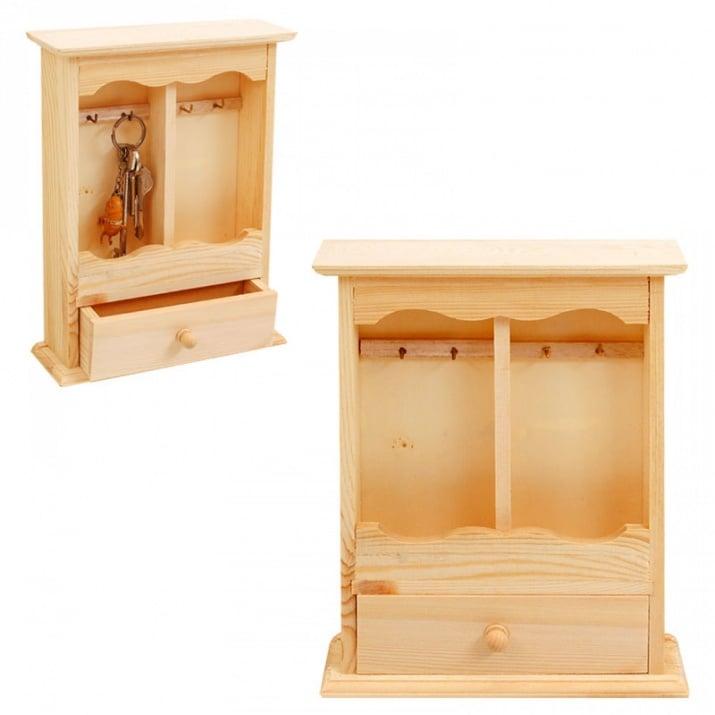 Кутия за ключове с чекмедже