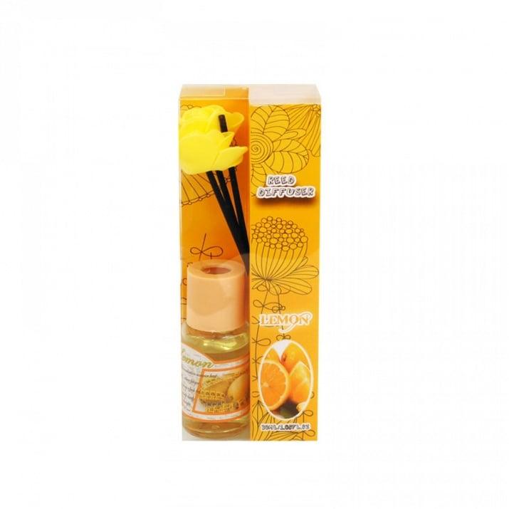 Ароматизатор с пръчици светя - различни аромати Ароматизатор /лимон/
