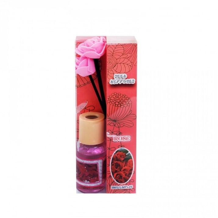Ароматизатор с пръчици светя - различни аромати Ароматизатор /роза/