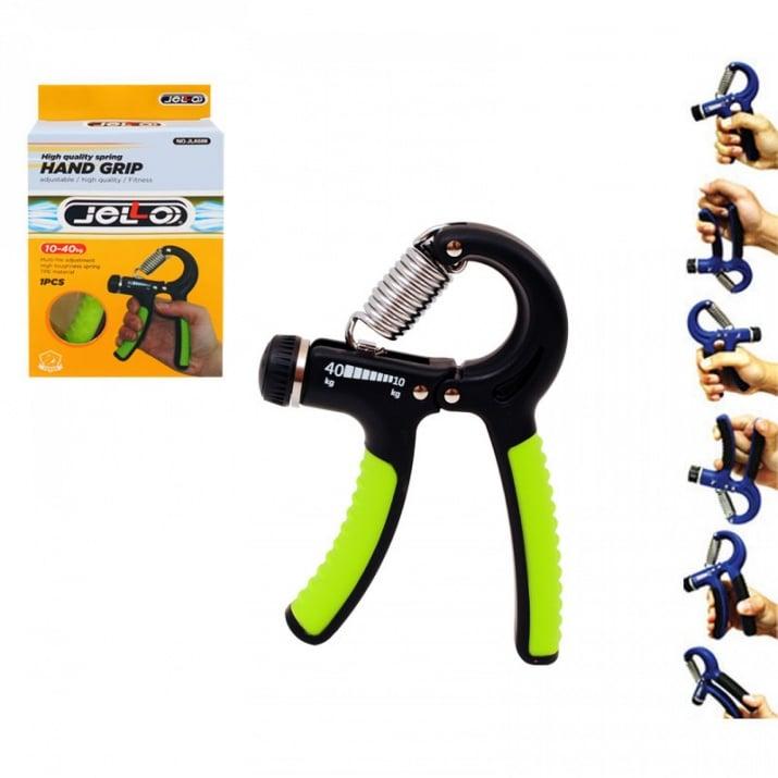 Преносим фитнес уред за ръка, COSMOPOLIS Преносим фитнес уред за ръка /зелен/