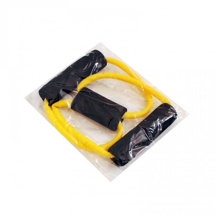 Преносим силиконов фитнес уред, COSMOPOLIS Преносим силиконов фитнес уред /жълт/