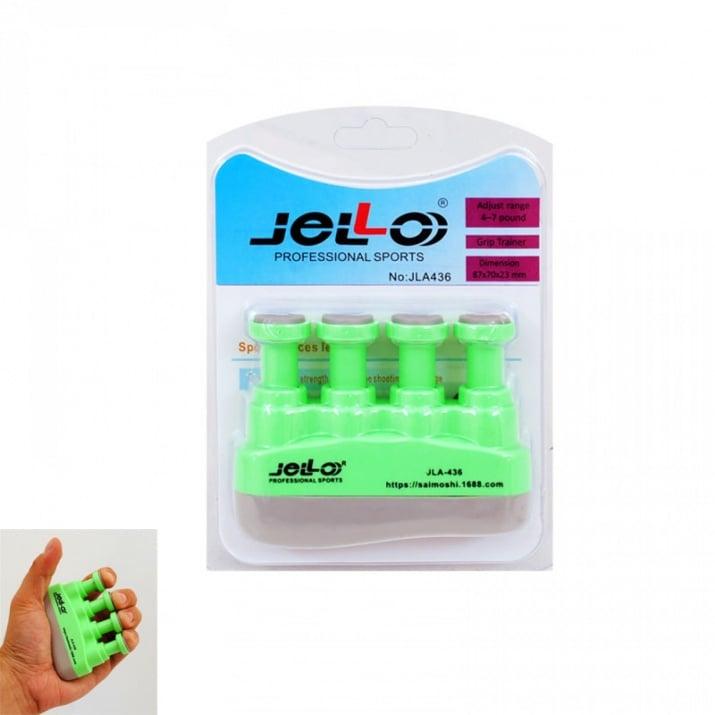Преносим фитнес уред за пръсти, COSMOPOLIS Преносим фитнес уред за пръсти /зелен/