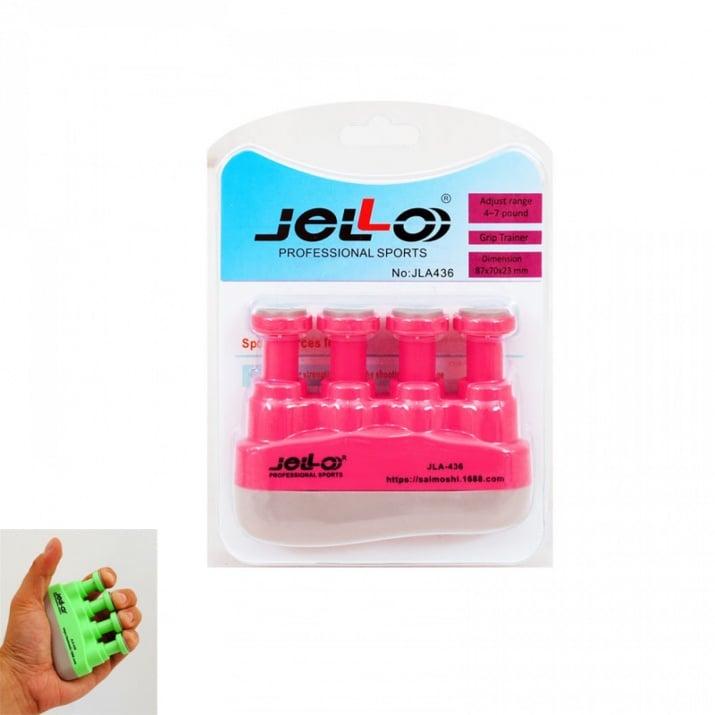 Преносим фитнес уред за пръсти, COSMOPOLIS Преносим фитнес уред за пръсти /розов/