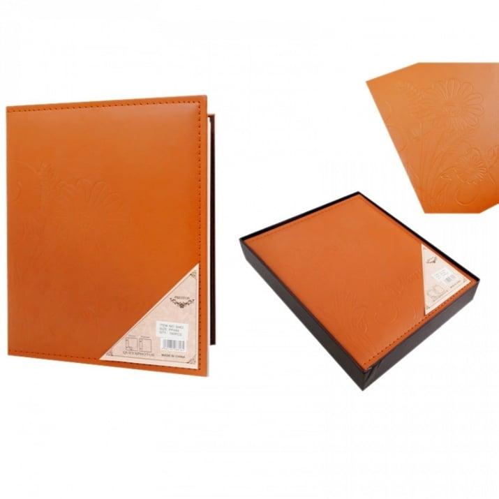Фотоалбум в кутия /кожа - релеф/ Фотоалбум кутия