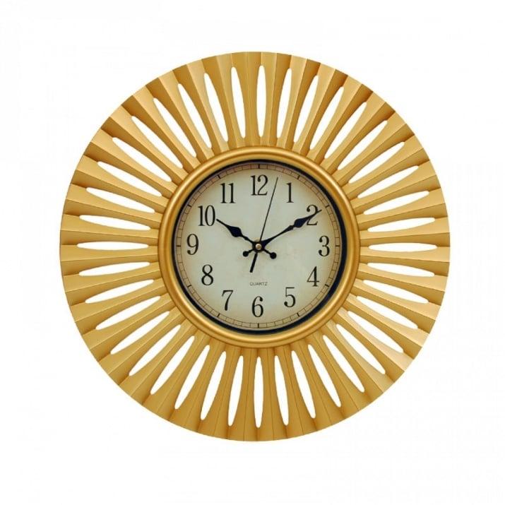 Стенен часовник Стенен часовник /златист/