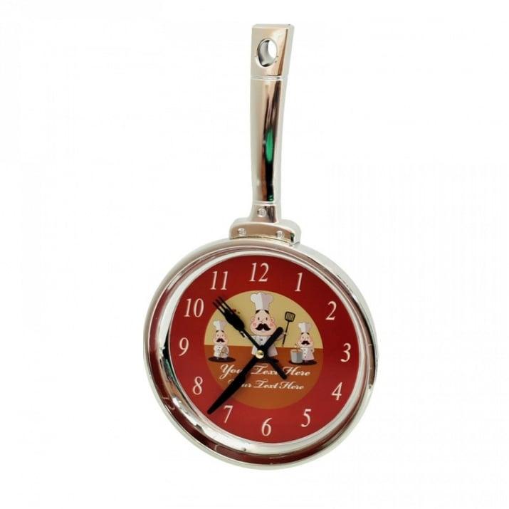 """Стенен часовник Тиган - 37 см. х 20 см. х 4 см Стенен часовник """"Тиган"""""""