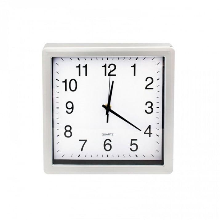 Стенен часовник  Стенен часовник /сив/