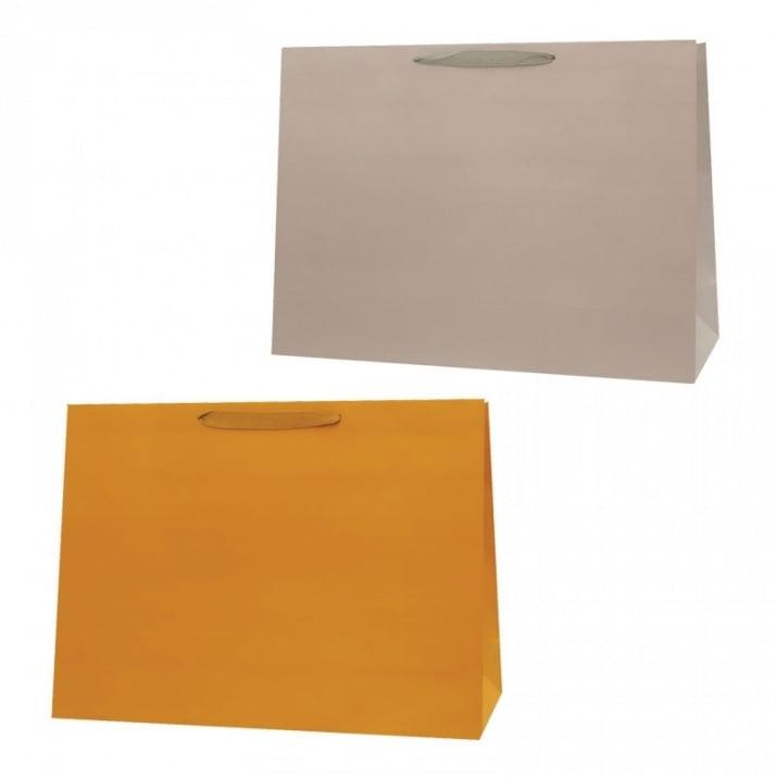Подаръчна торбичка /дебел картон/