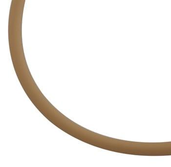 Шнур силикон 2мм пъпеш -5 метра